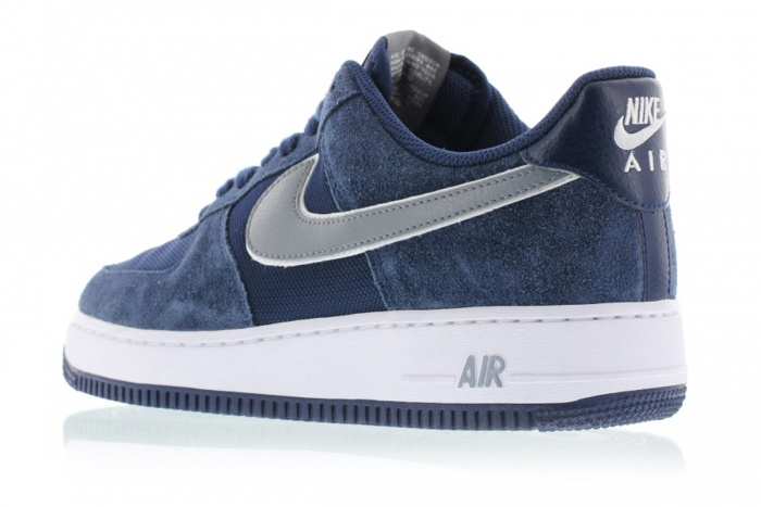air force one homme bleu