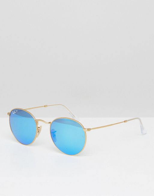 lunette ray ban ronde pas cher